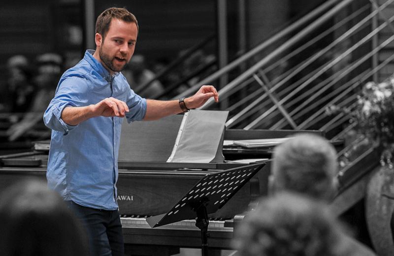 Tobias Landsiedel - ICF Chorleiter